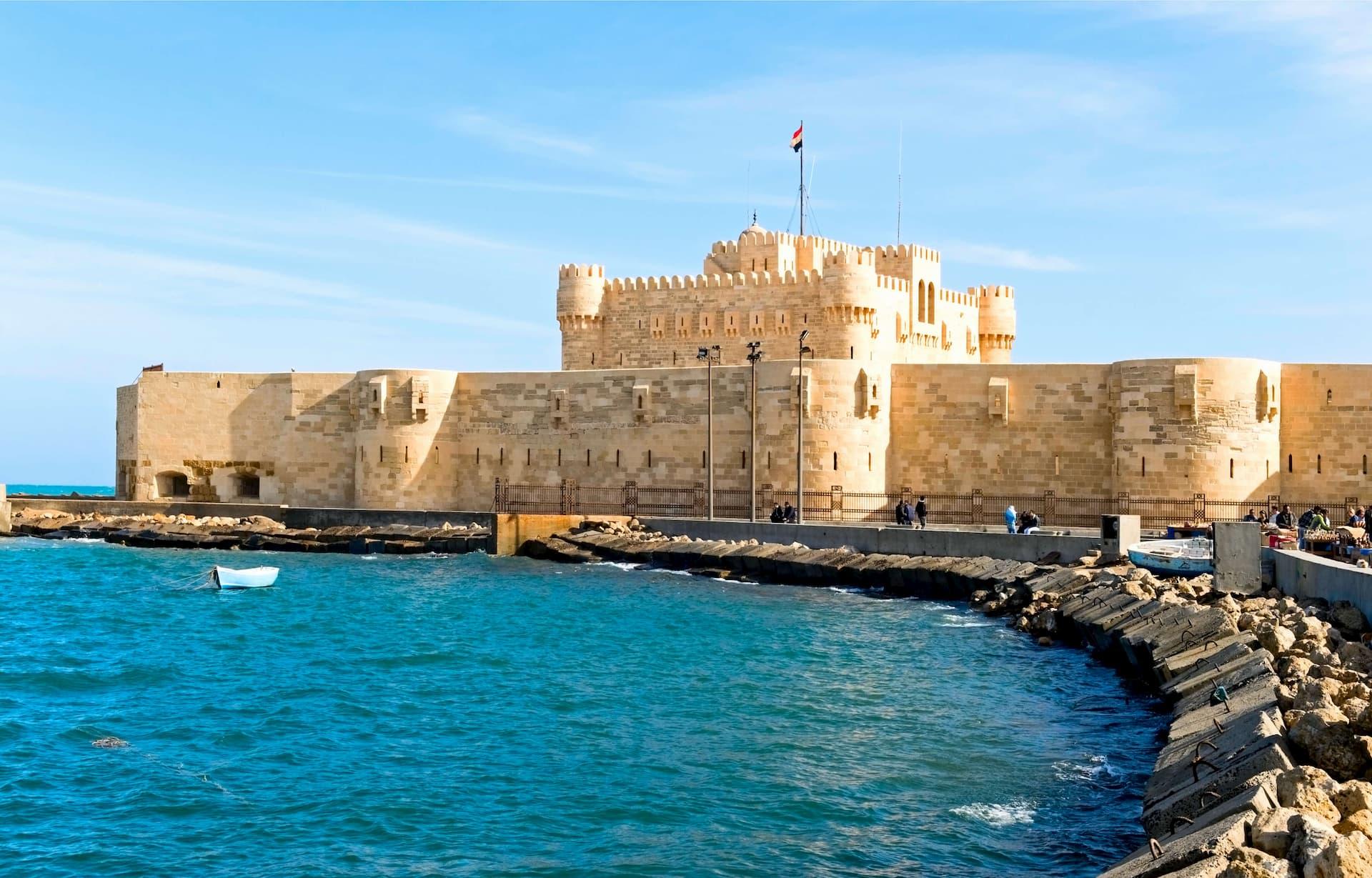 Александрия в июле, Египет