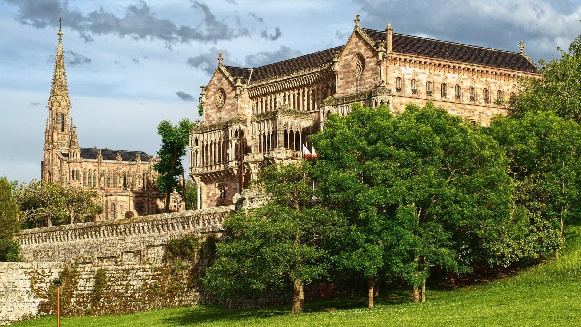 Дворец Sobrellano, Кантабрия, Испания