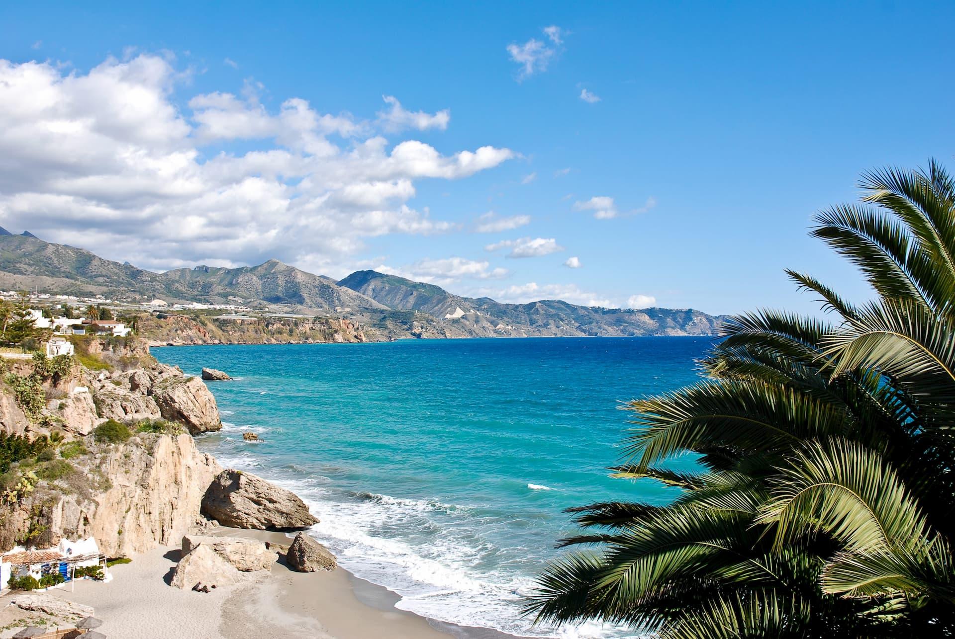 лучшее курорты испании на море фото понтеру