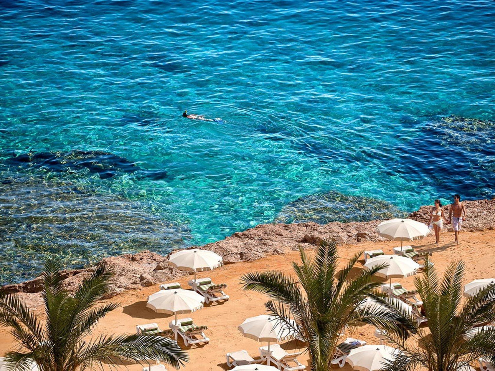 Курорт Сафага, Египет