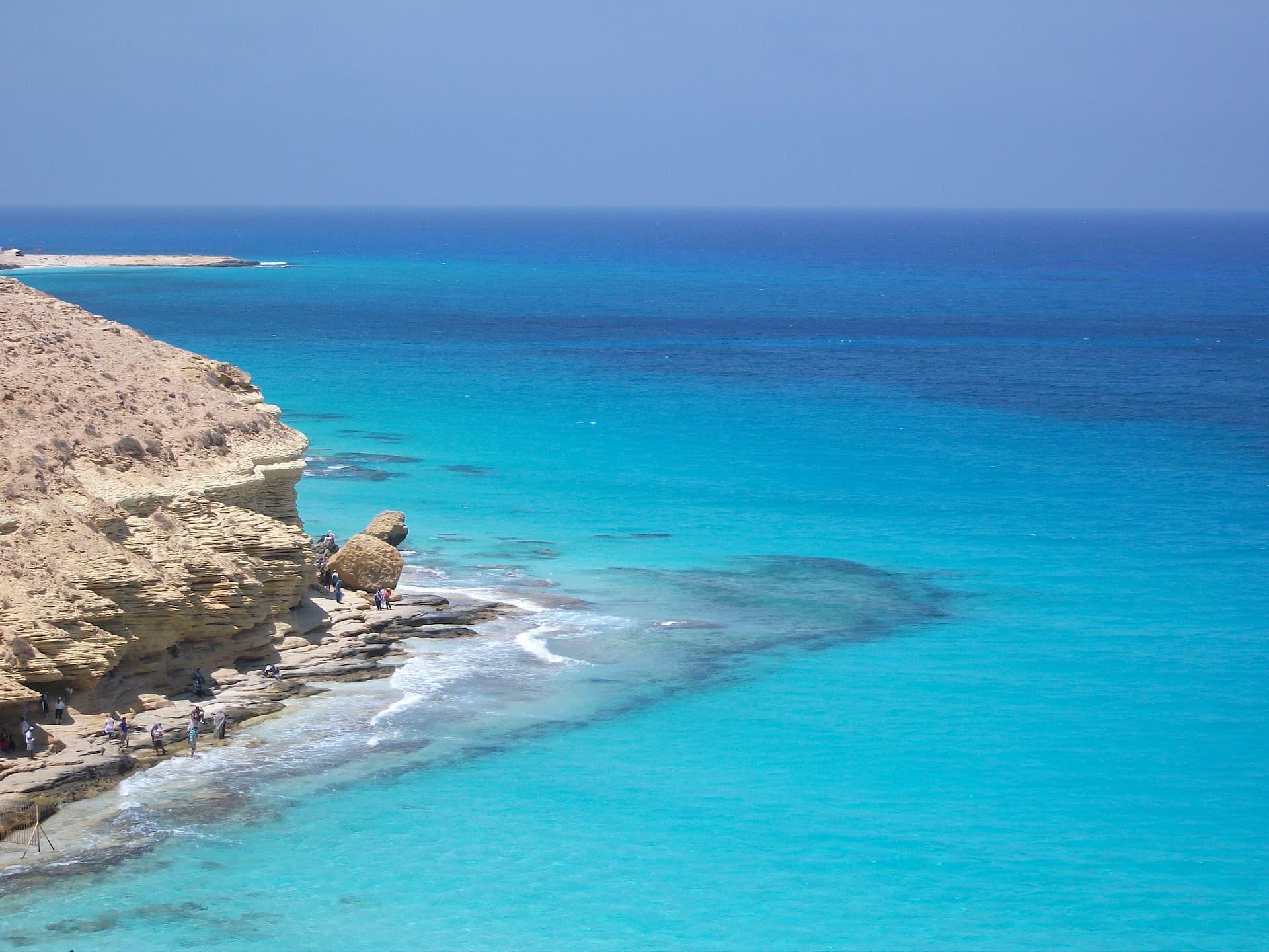 Мерса-Матрух, Египет