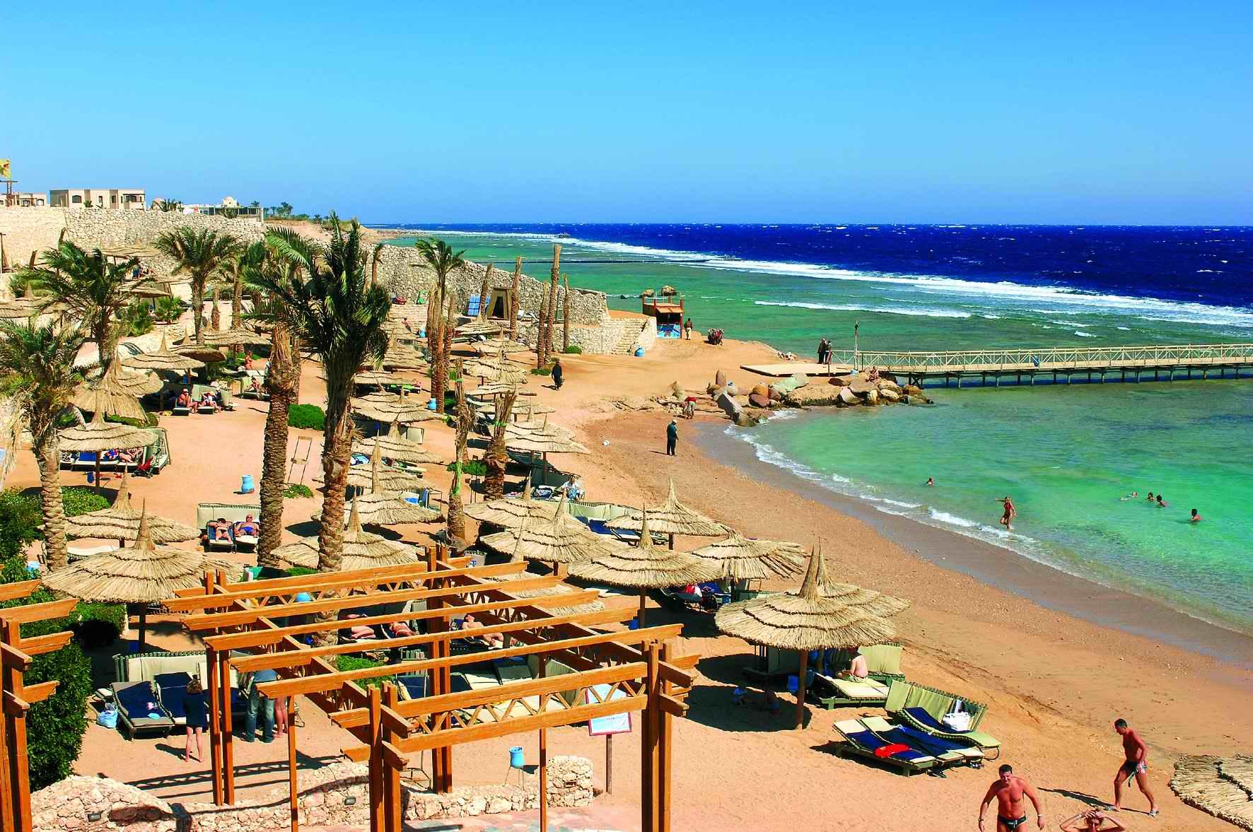 Набк, Египет