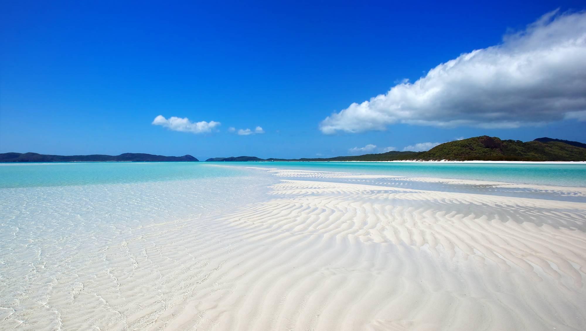 Остров Гамильтон, архипелага Дня Святой Троицы, Австралия