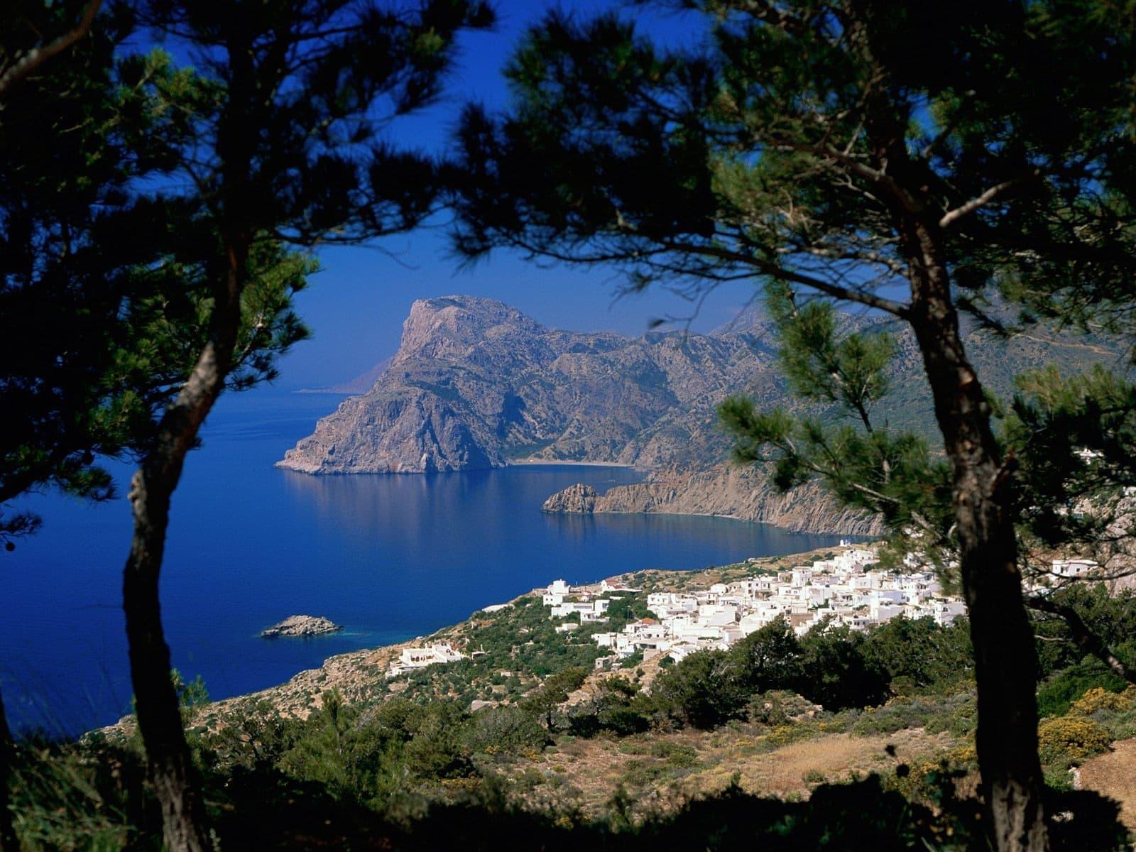 Остров Карпатос (Κάρπαθο), Греция