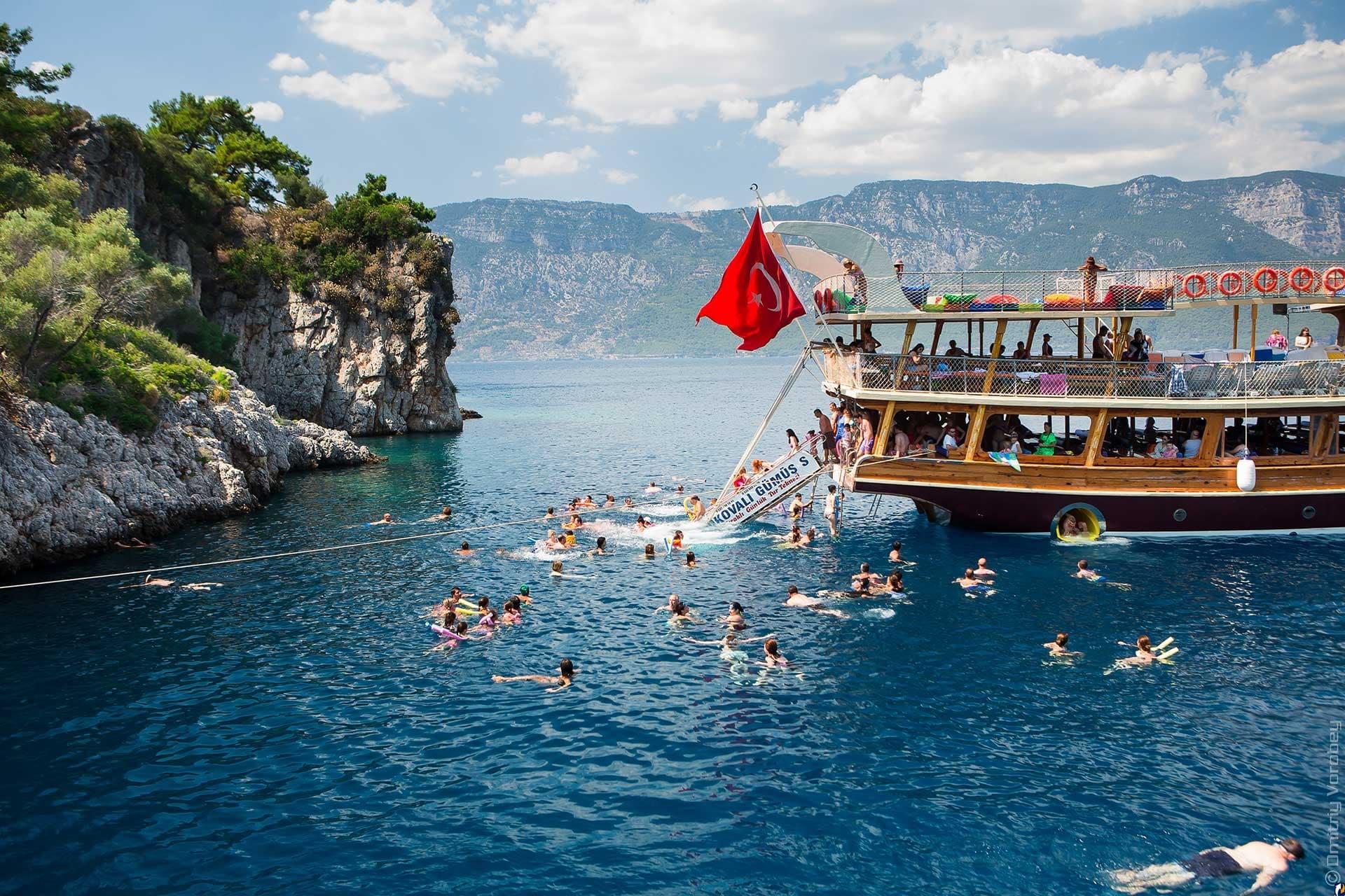 Красивые картинки с отдыха турции