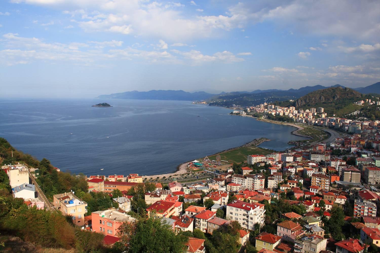 Отдых на Черном море в Турции