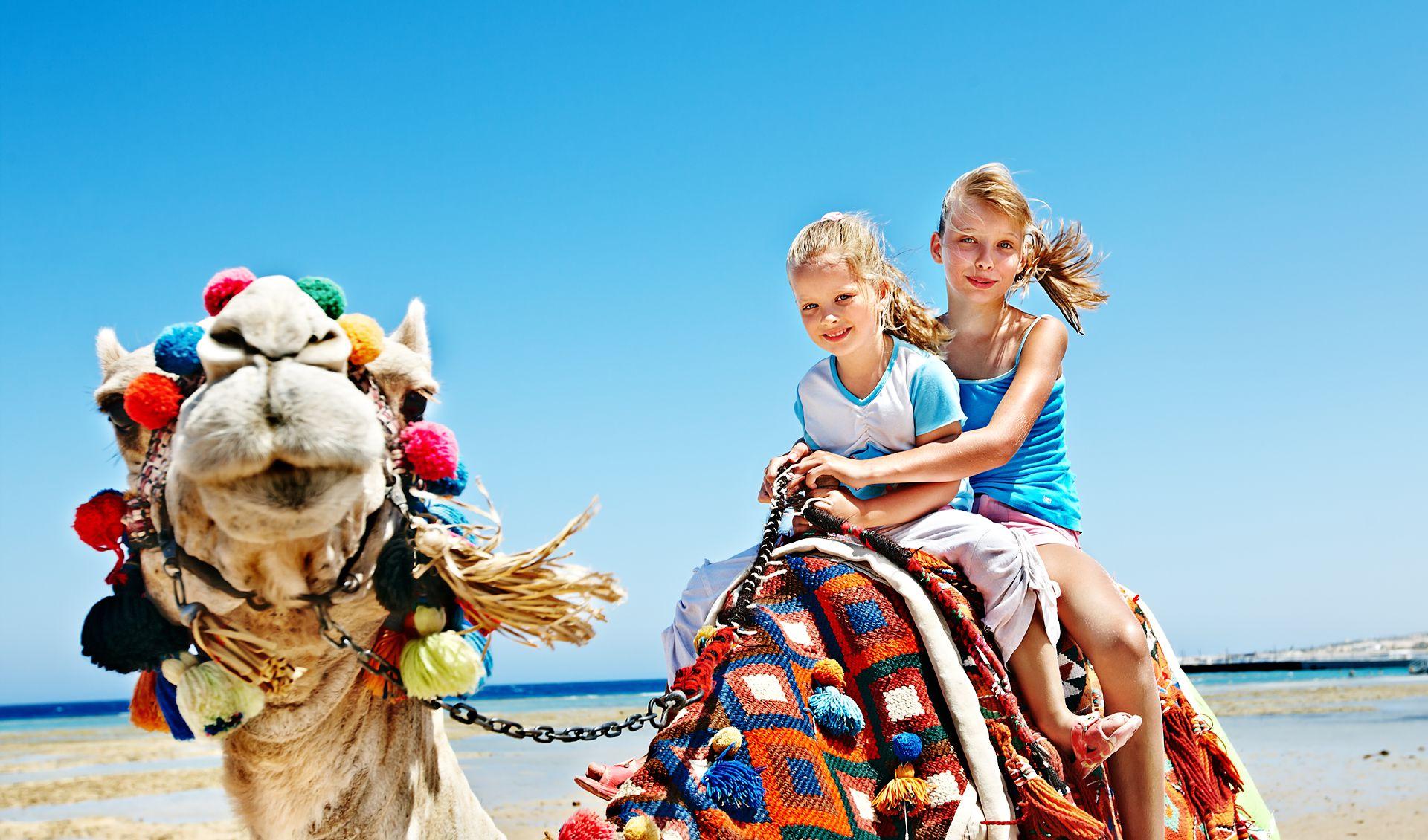 Когда лучше отдыхать в Египте с детьми, отзывы, цены