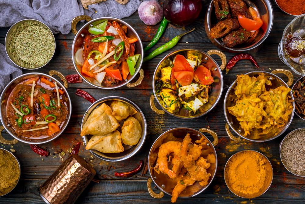Фестиваль блюд и культуры Гоа.