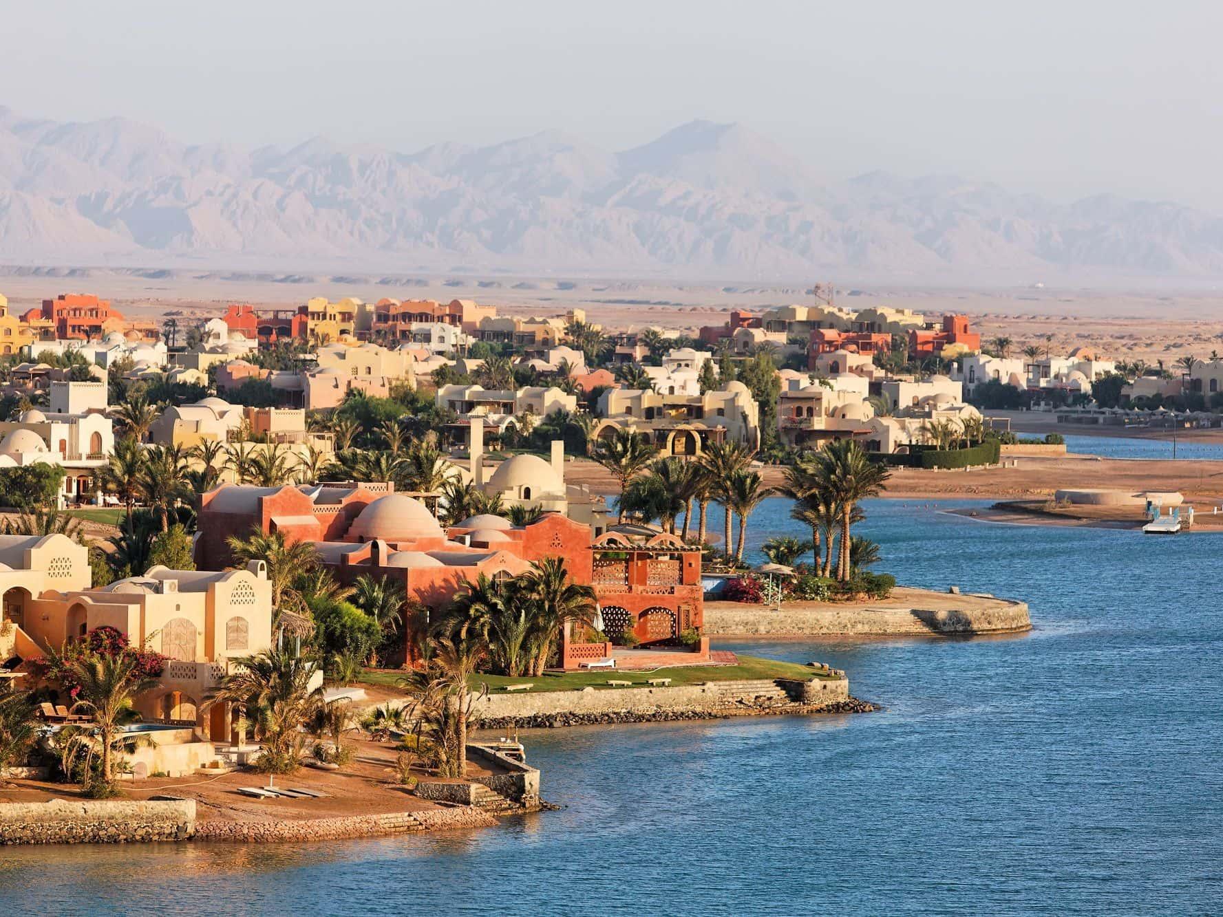 Эль-Гуна, Египет