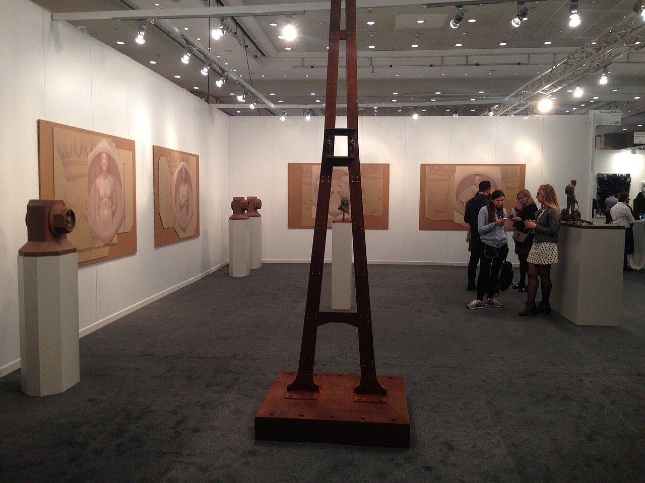 Ярмарка современного искусства Contemporary Istanbul