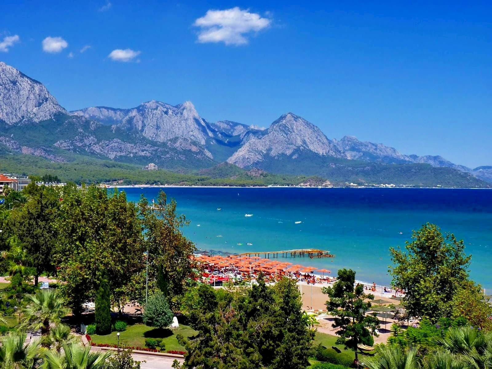 Где отдыхать в Турции в ноябре 2020, курорты, цены, туры, путевки