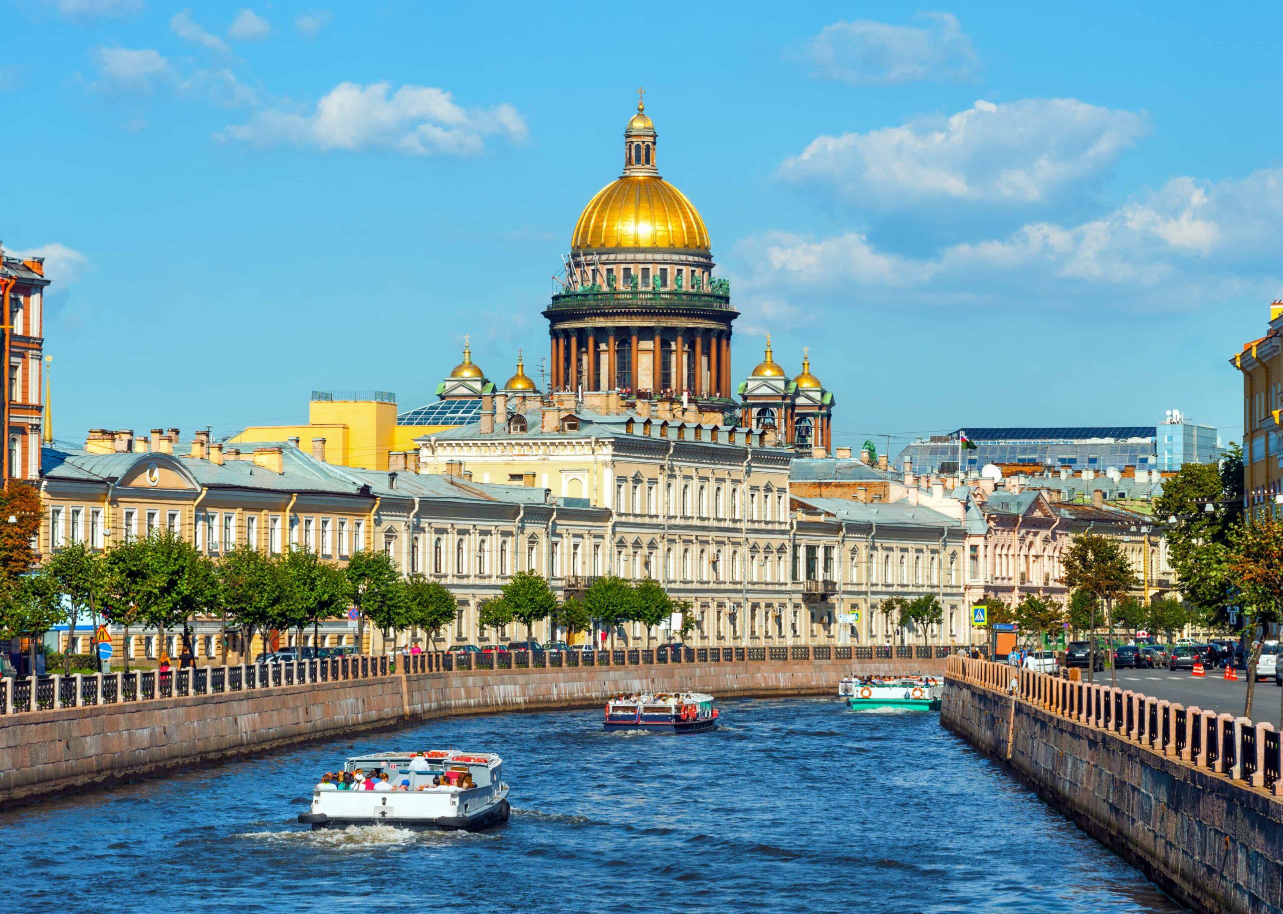 Что посмотреть в Санкт – Петербурге за 3 дня