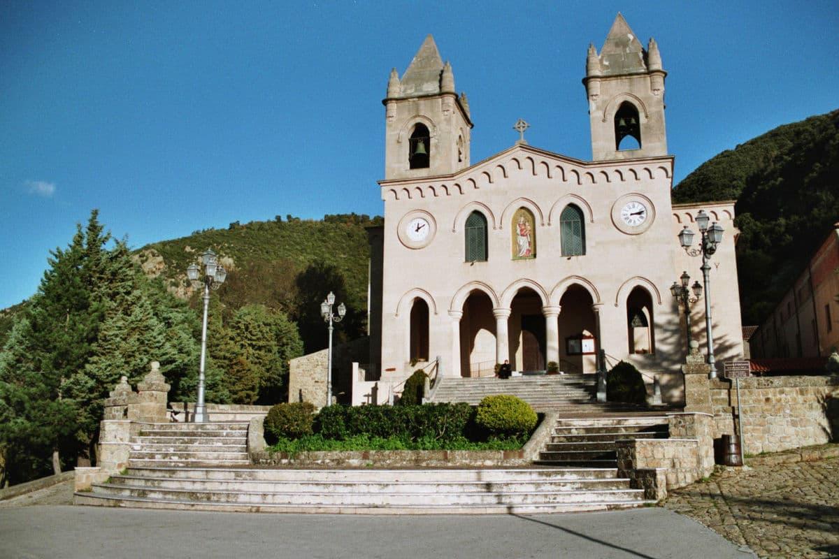 Храм Gibilmanna