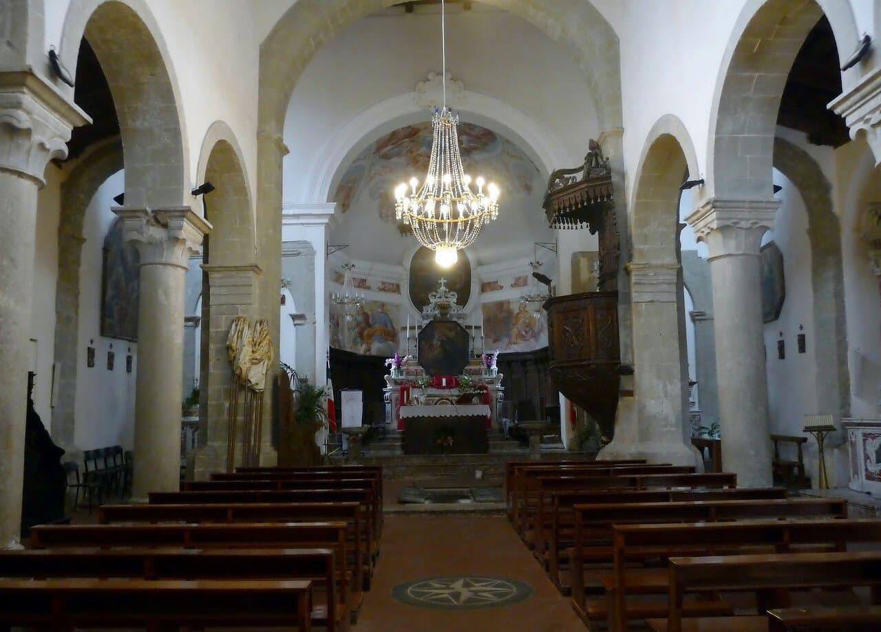 Церковь Santo Stefano (del Purgatorio)