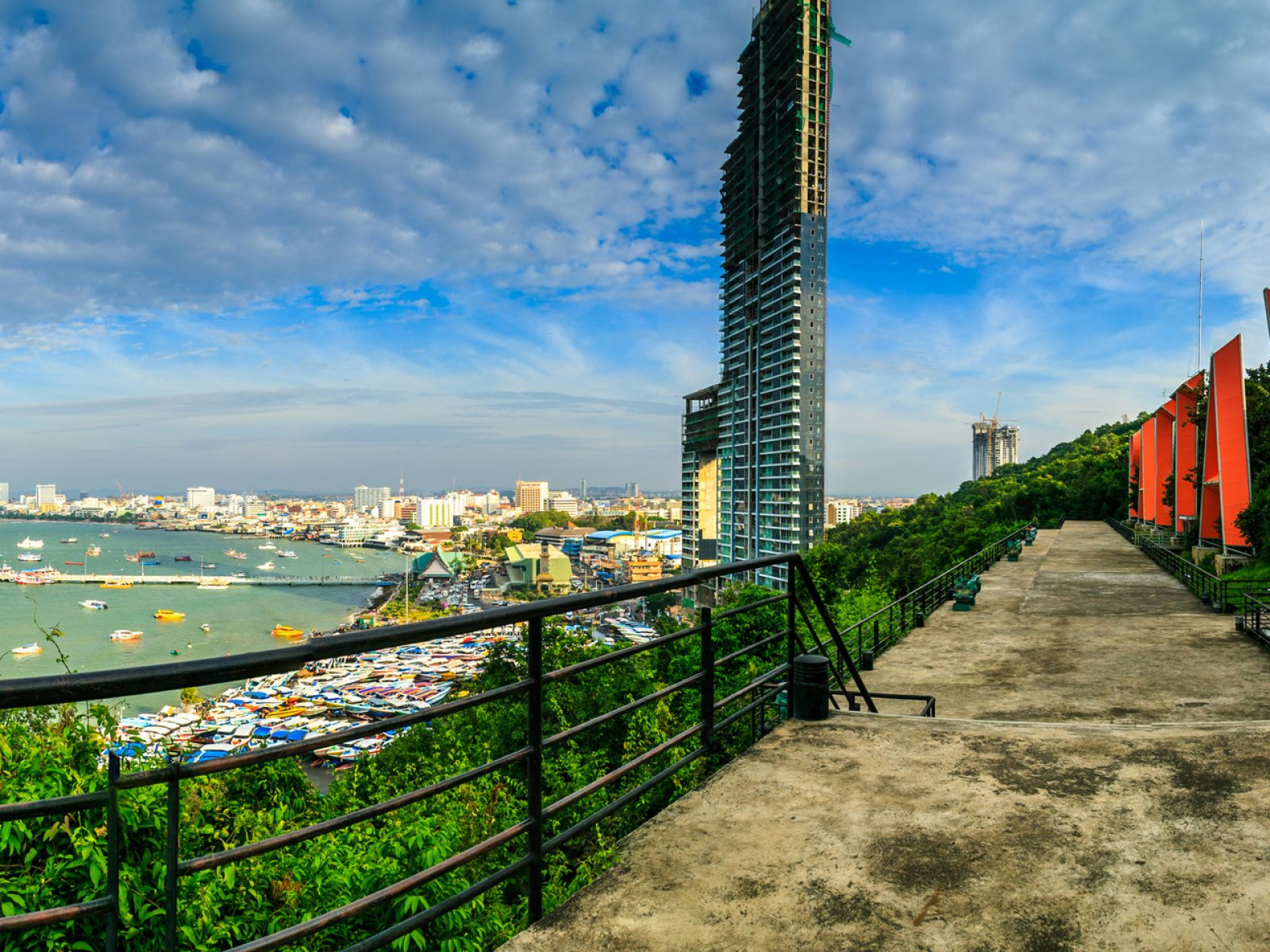 Достопримечательности Паттайи, Таиланд