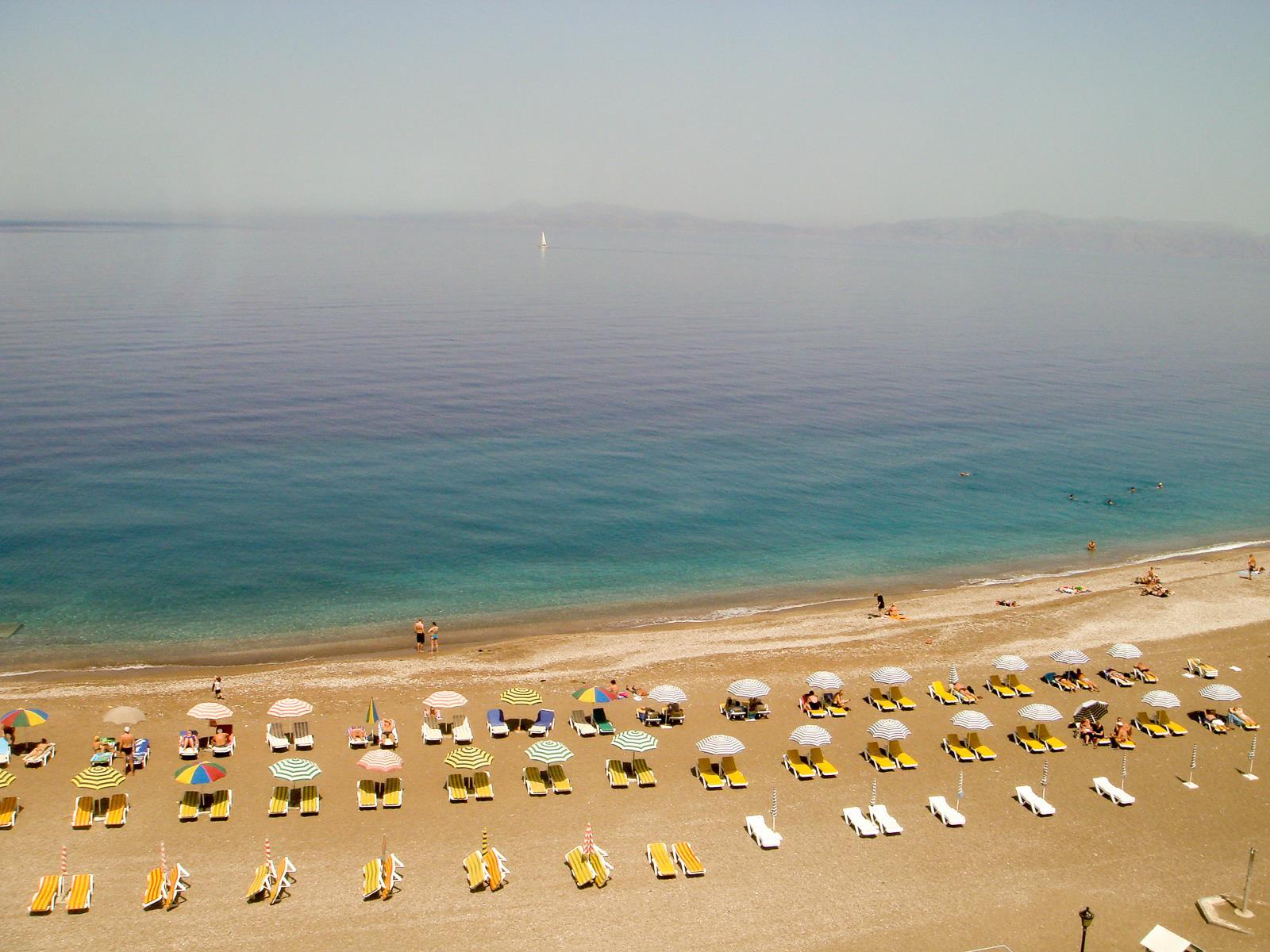 Лучшие пляжи на Родосе