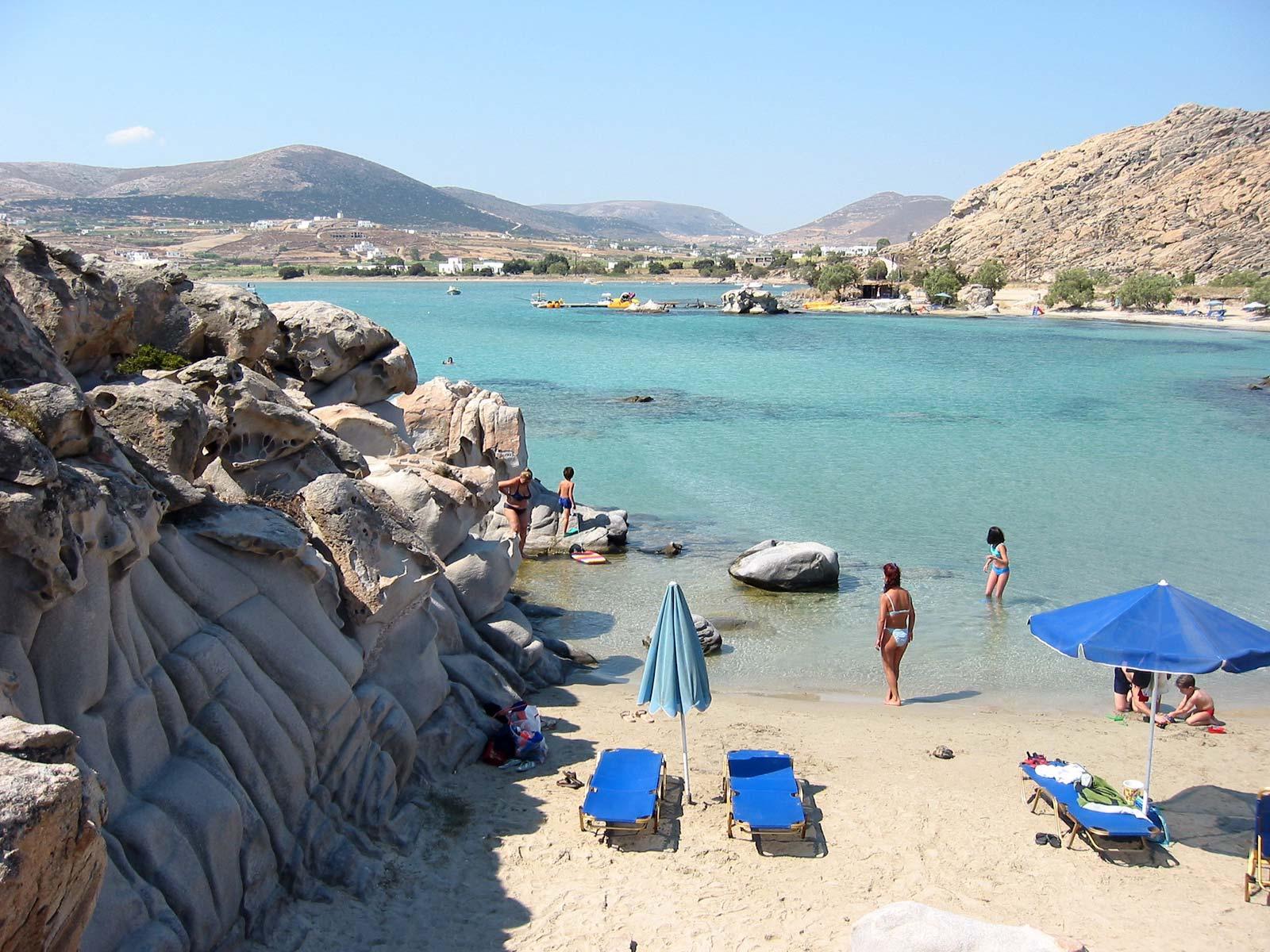 Семейный отдых с детьми на острове Парос, Греция