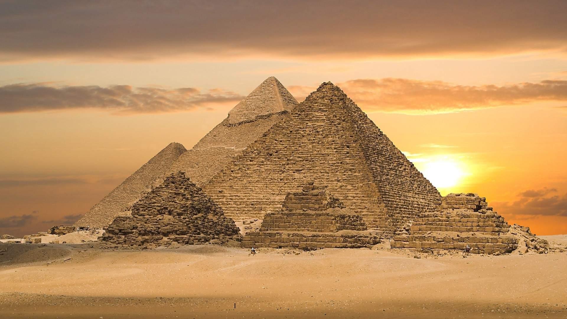 Климат в Египте