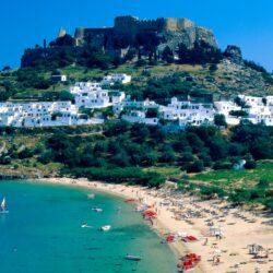 Достопримечательности Халкидики, Греция