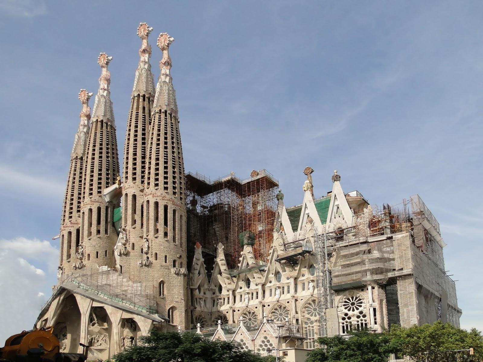 Барселона за 7 дней – самостоятельный маршрут
