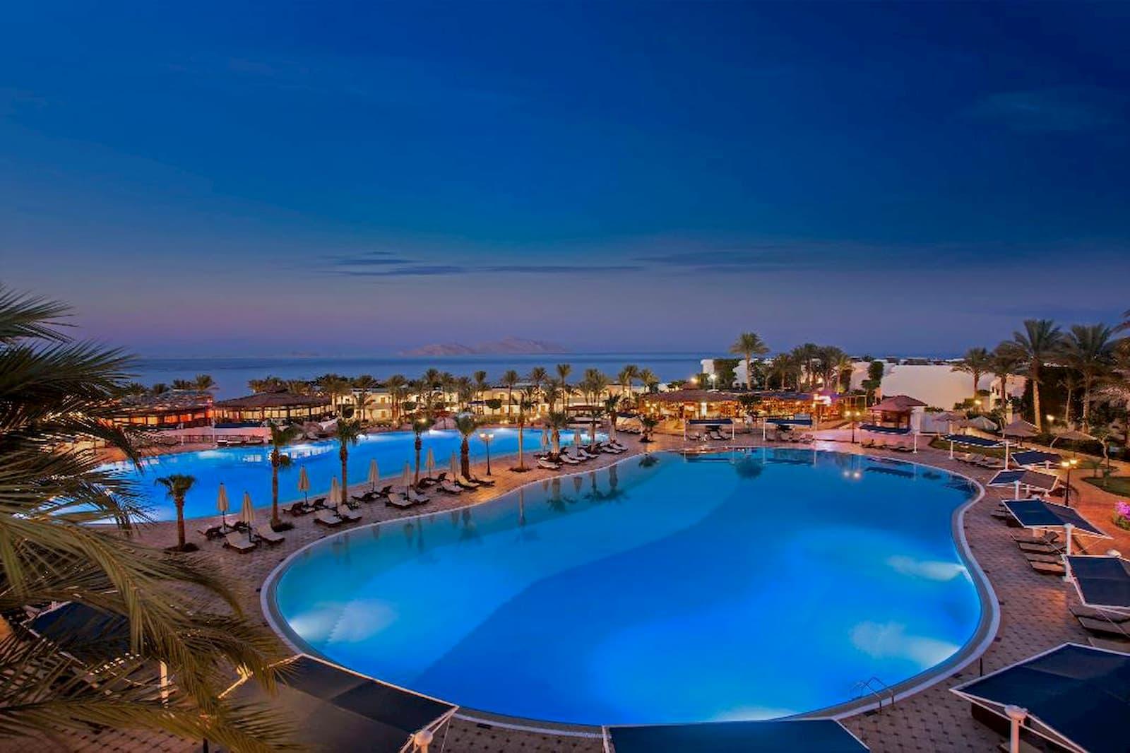 Октябрь — лучший месяц для отдыха в Египте