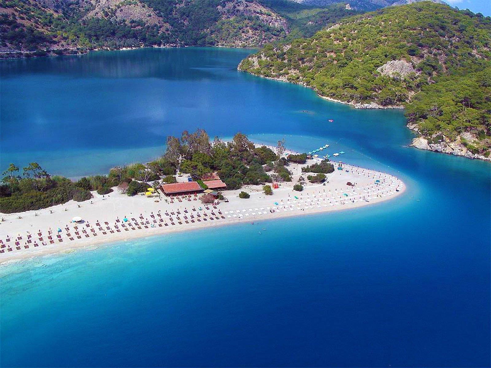Где отдыхать в Турции в сентябре?