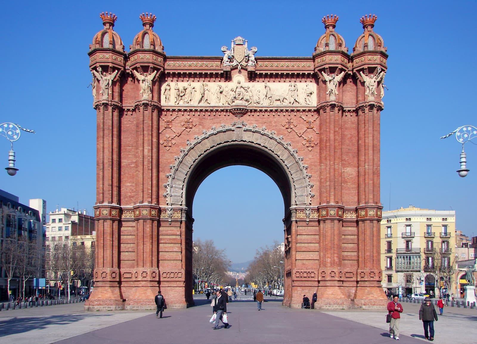 50 достопримечательностей Барселоны