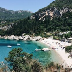 Как добраться на остров Корфу