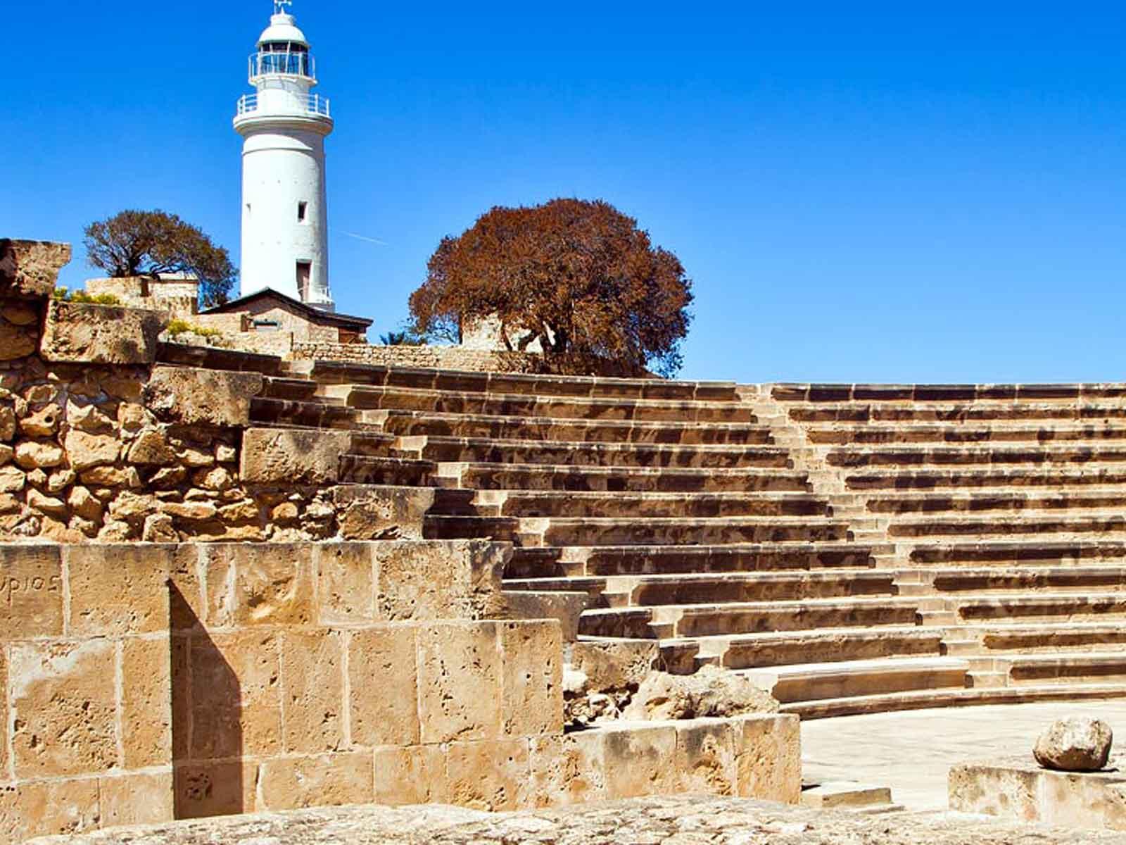 Достопримечательности Пафоса, Кипр