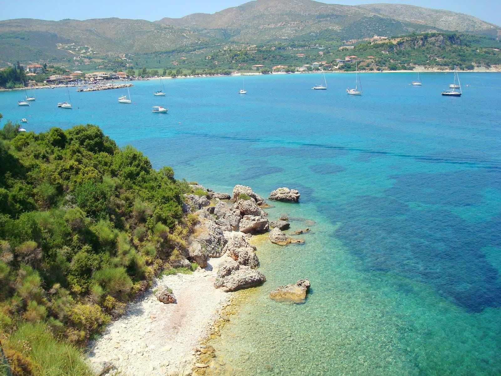 Достопримечательности острова Закинф, Греция
