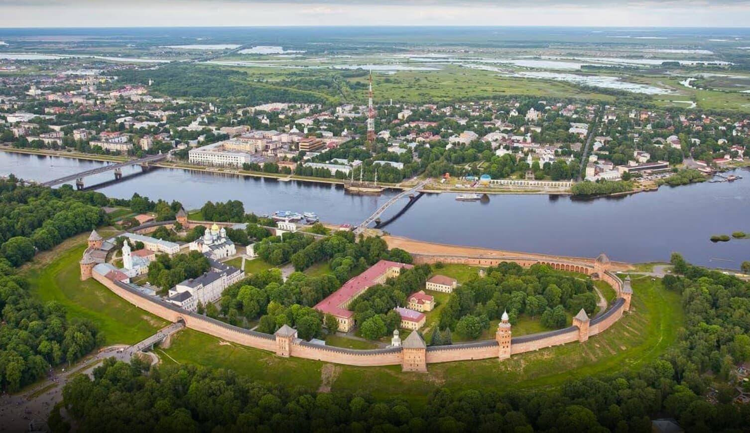 Великий Новгород — что посмотреть за 1 день