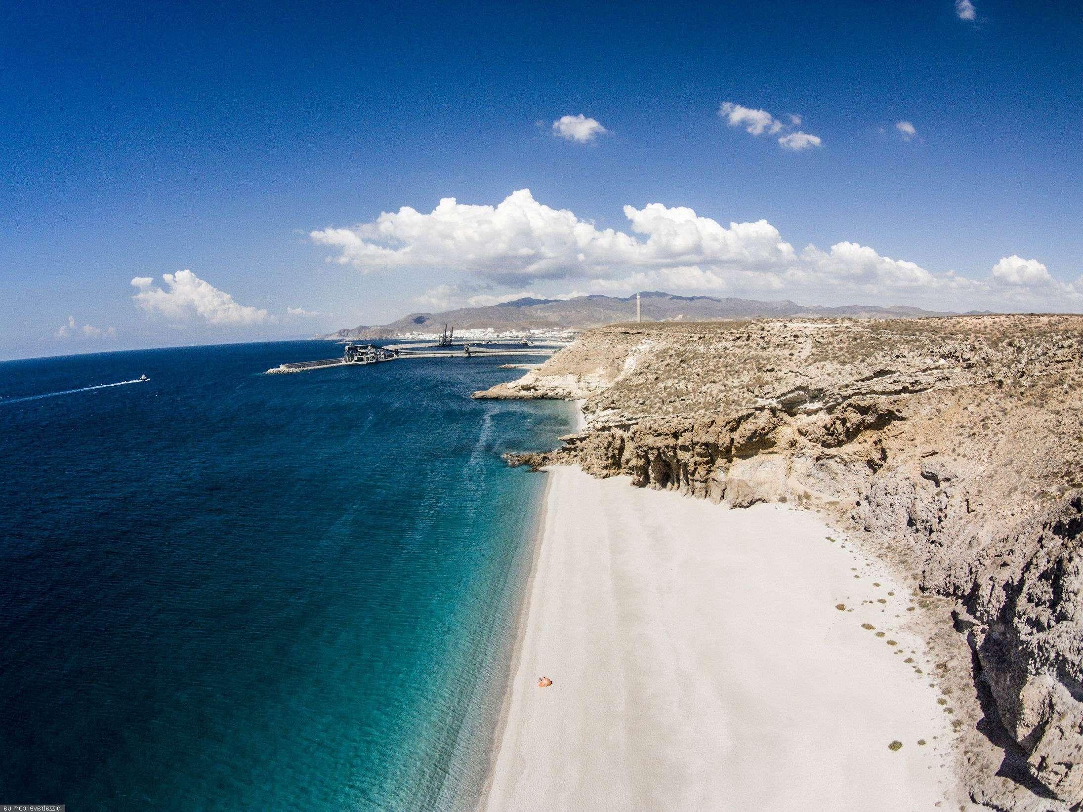 Испании - Playa de los Muertos