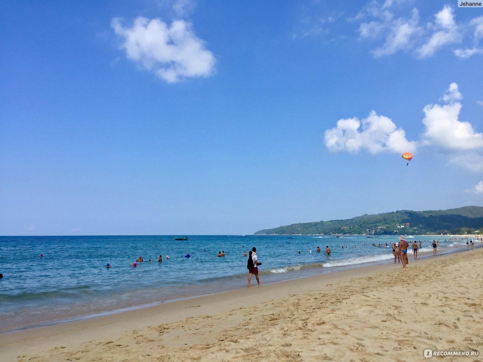 Все пляжи Пхукета и лучшие пляжи острова (Мои отзывы на 12 пляжей, Фото и Отели на о.Пхукет)