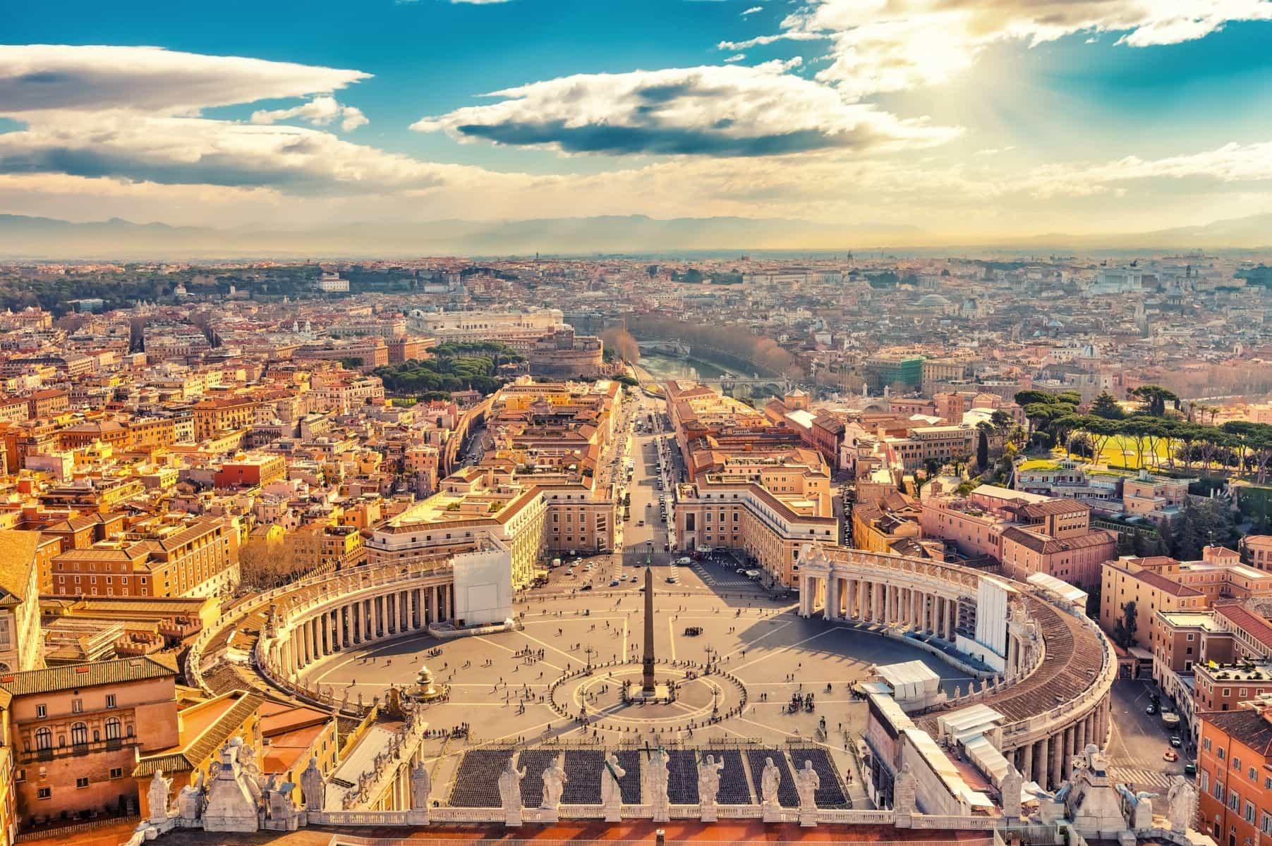 Что самостоятельно посмотреть в Риме за 3 дня