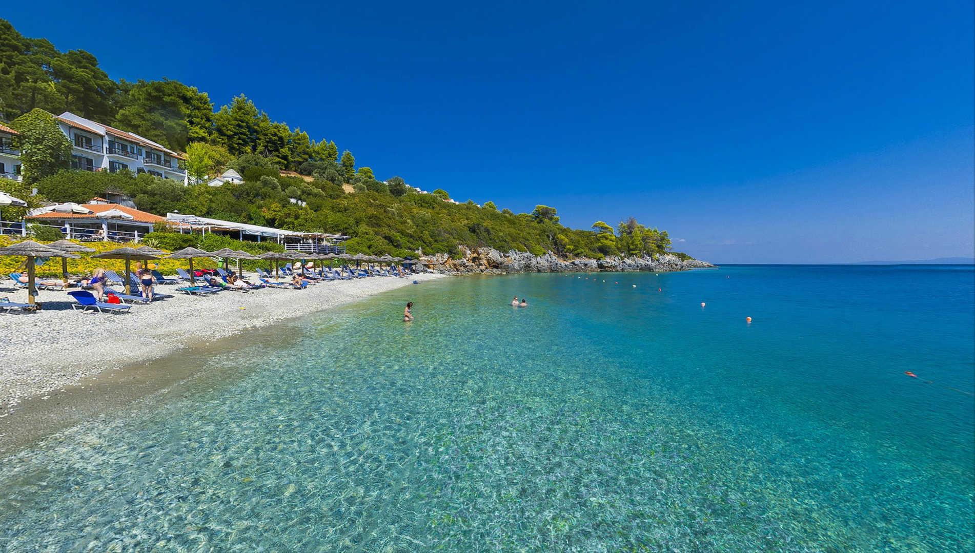 Пляж Миртос (Mirtos Beach) – Греция