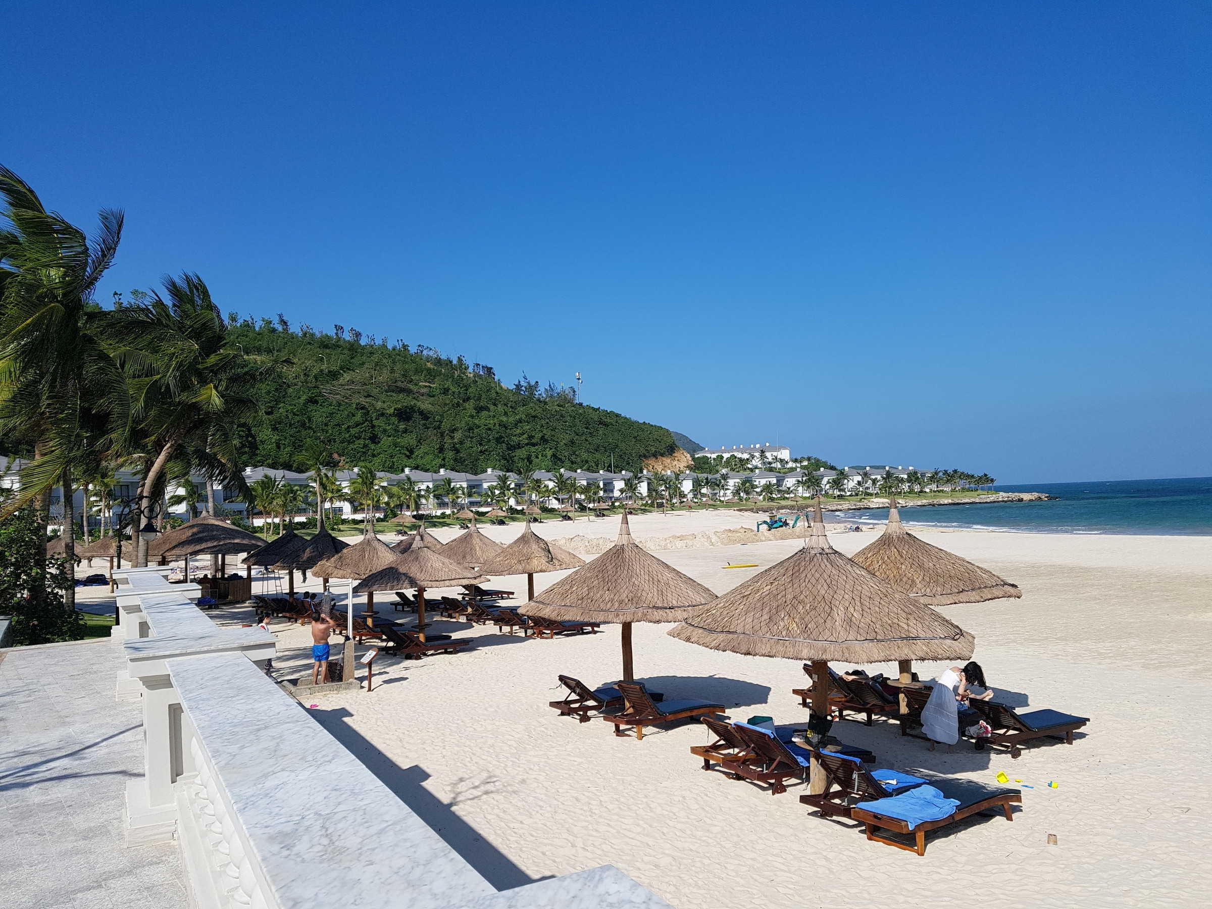 Пляж Vinpearl, Вьетнам
