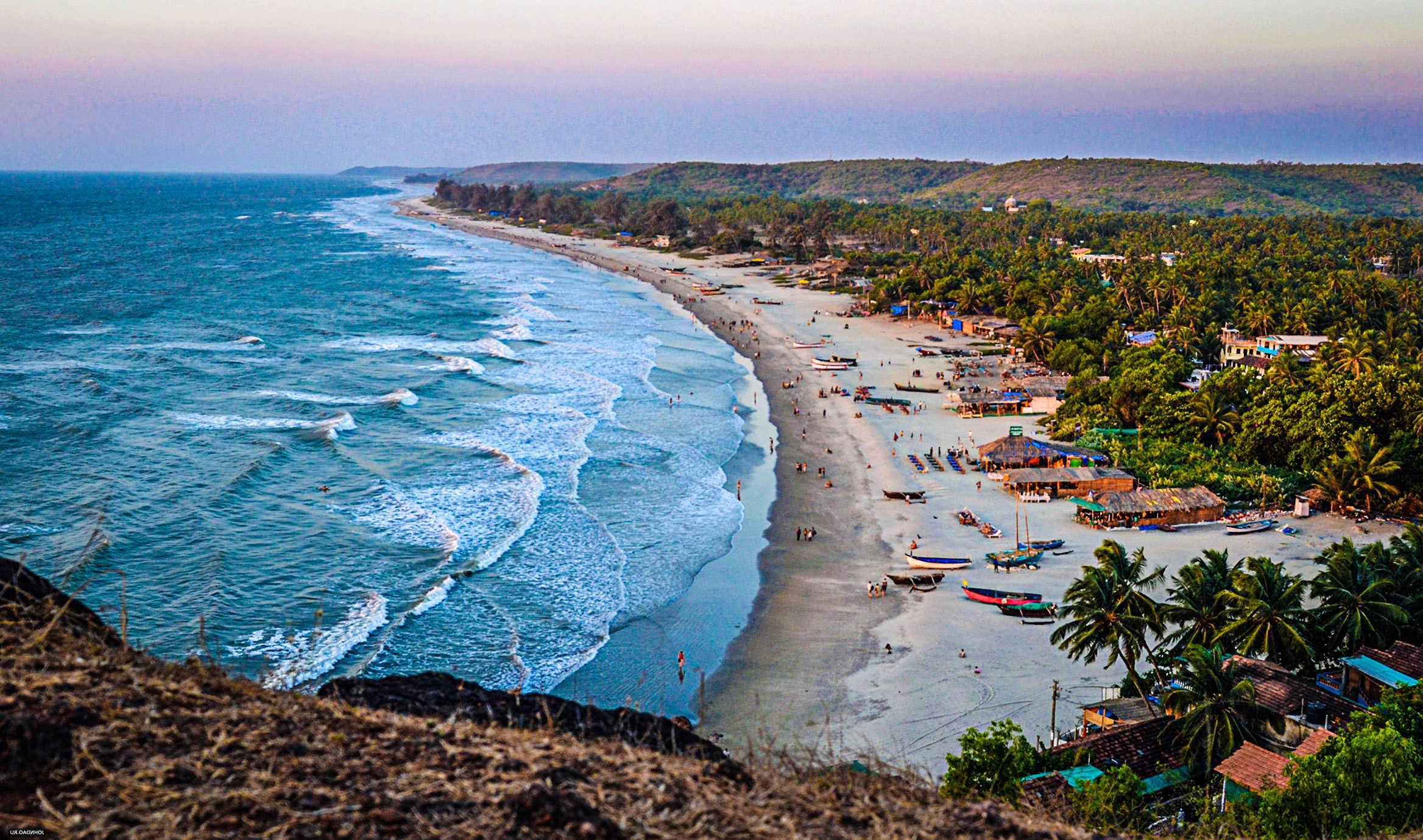 Северный Гоа (Индия)