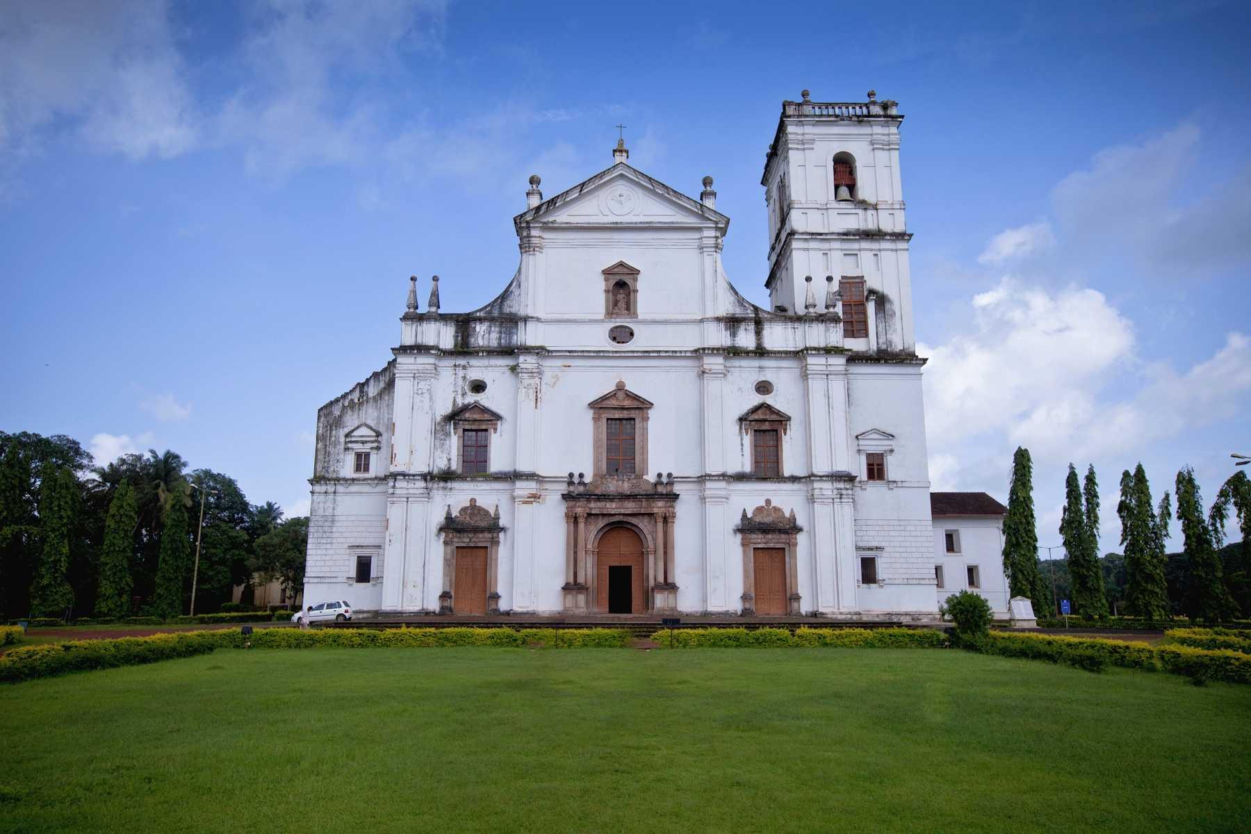 Собор Св. Екатерины в Старом Гоа