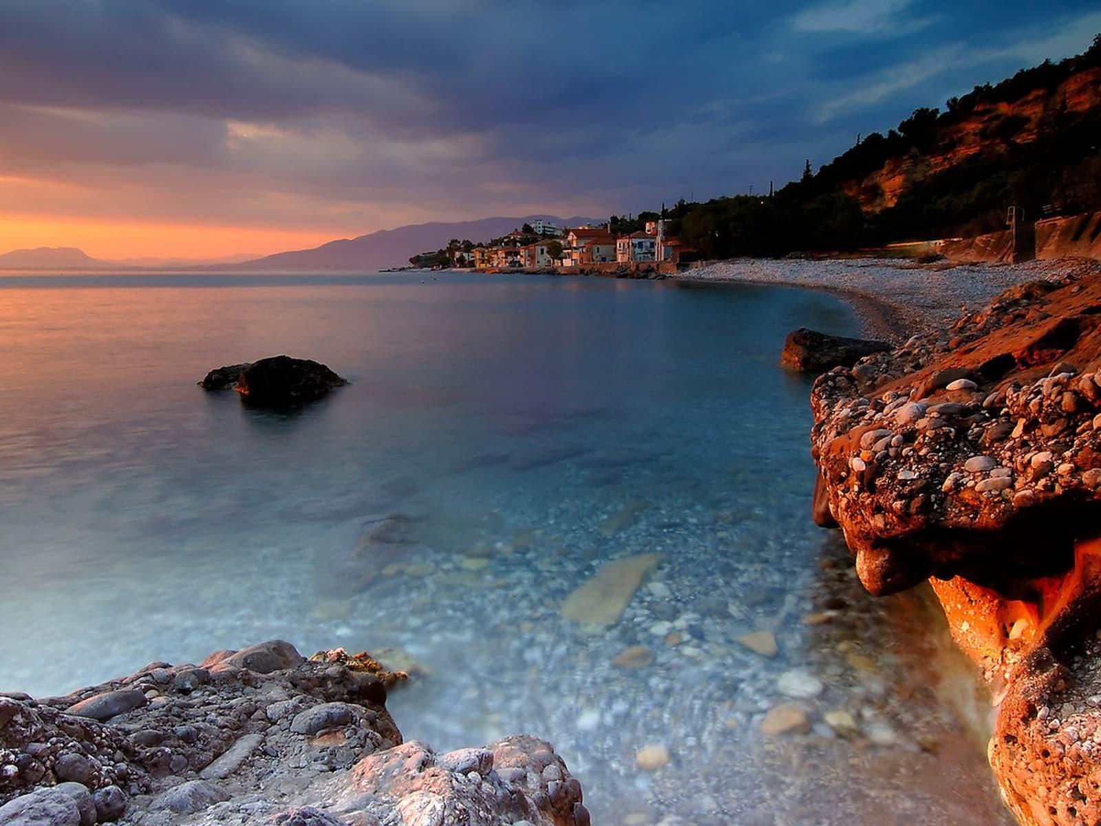 Лучшие пляжи Закинфа, Греция