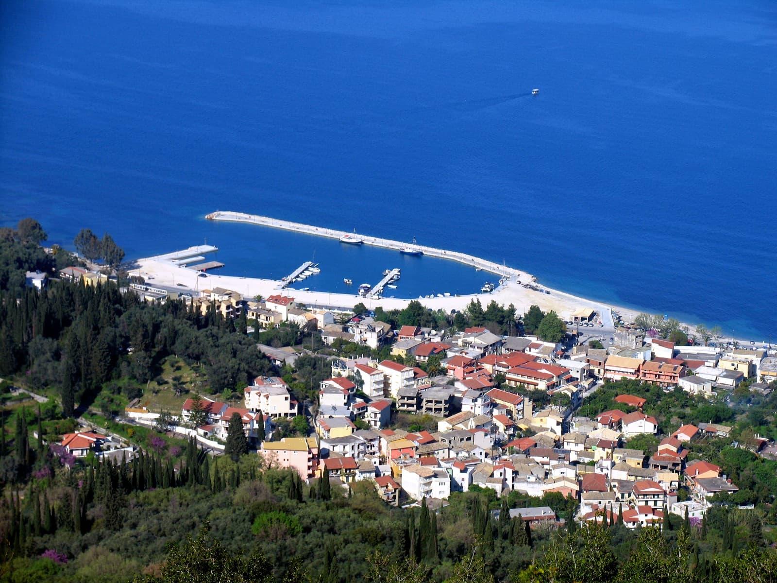 Лучшие пляжи в Корфу