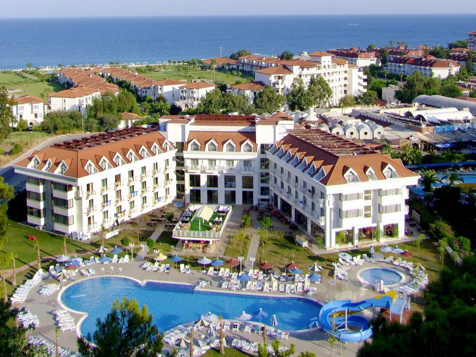 Где отдыхать в Турции в феврале