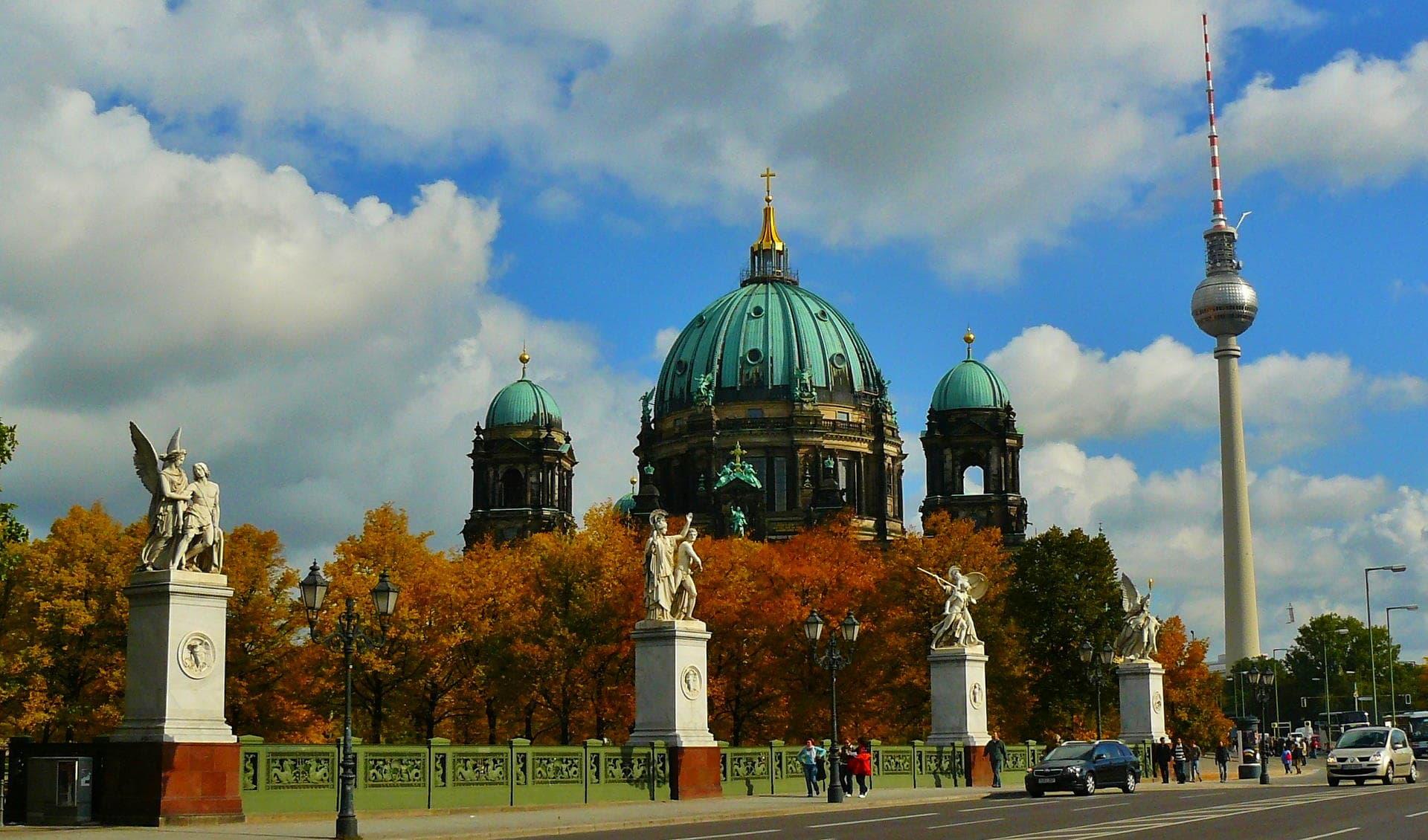 Что посмотреть в Берлине за 1 день