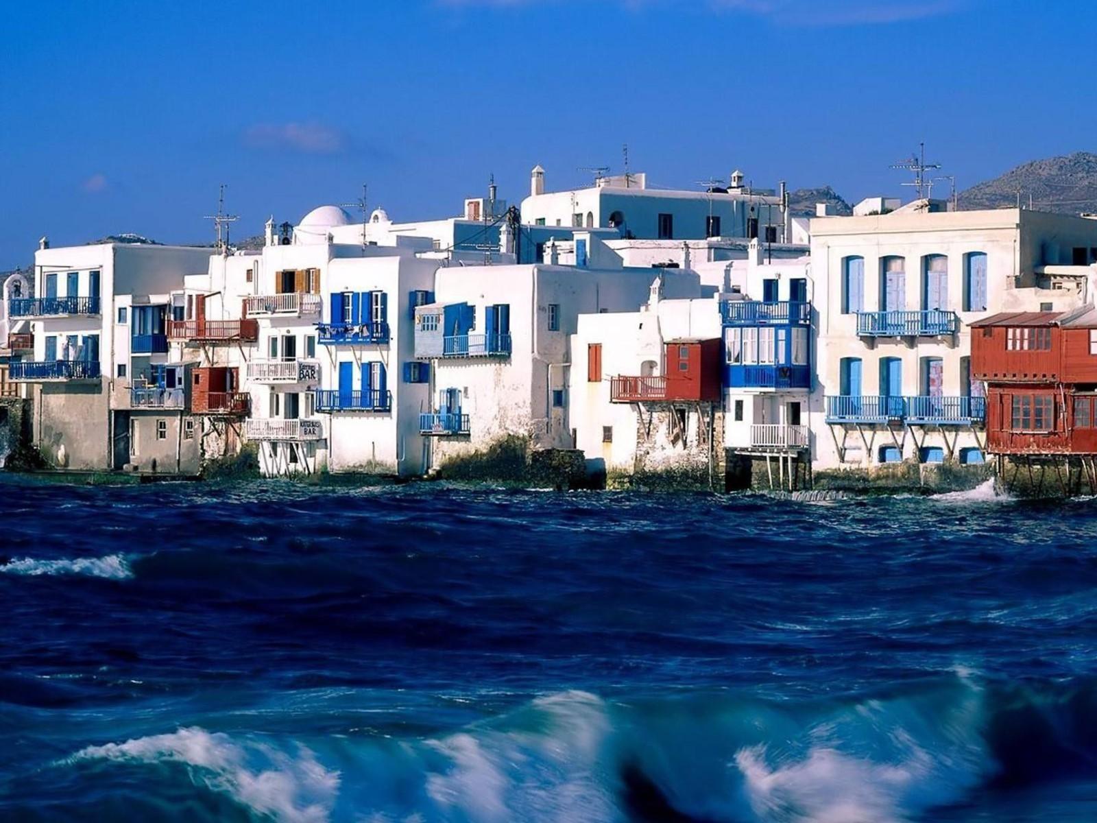 Достопримечательности острова Миконос, Греция