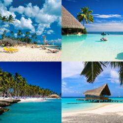Карта курортов Доминиканы – ТОП-10 мест для отдыха