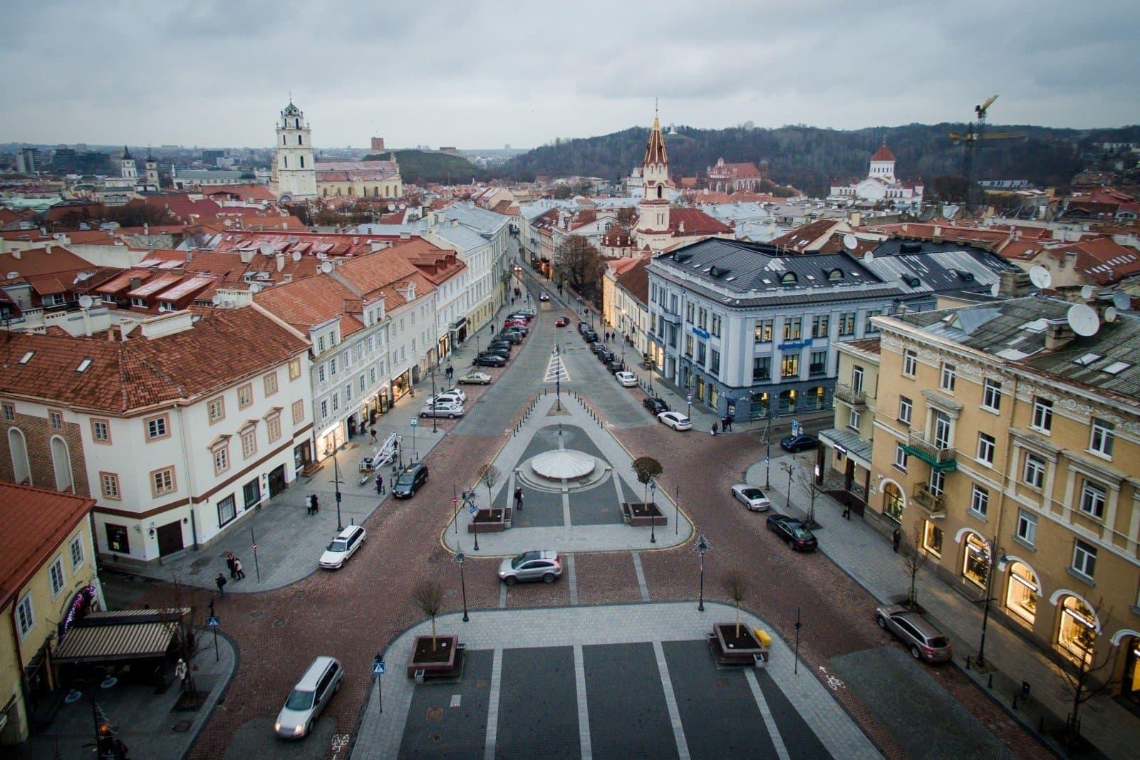 Что посмотреть в Вильнюсе за 2 дня