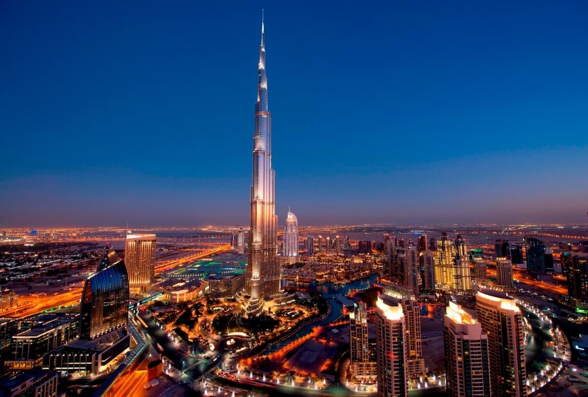 Достопримечательности Дубая — Топ 10