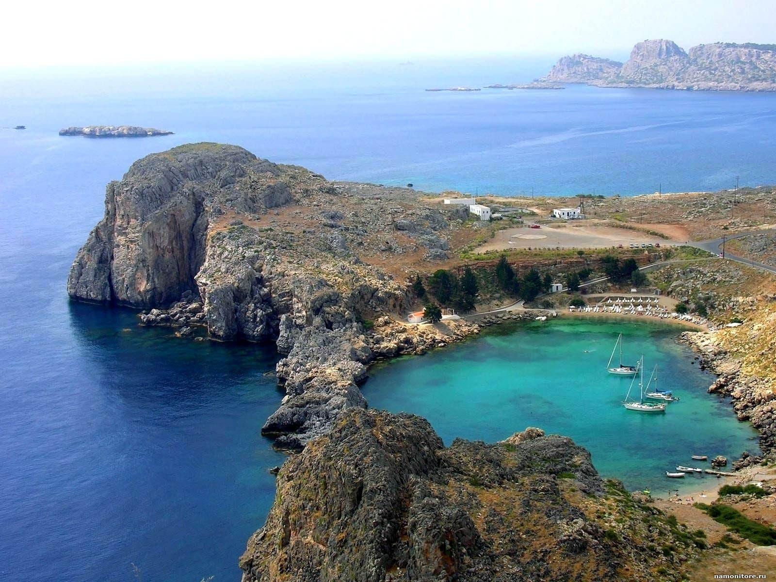Отдых с детьми на острове Родос, Греция