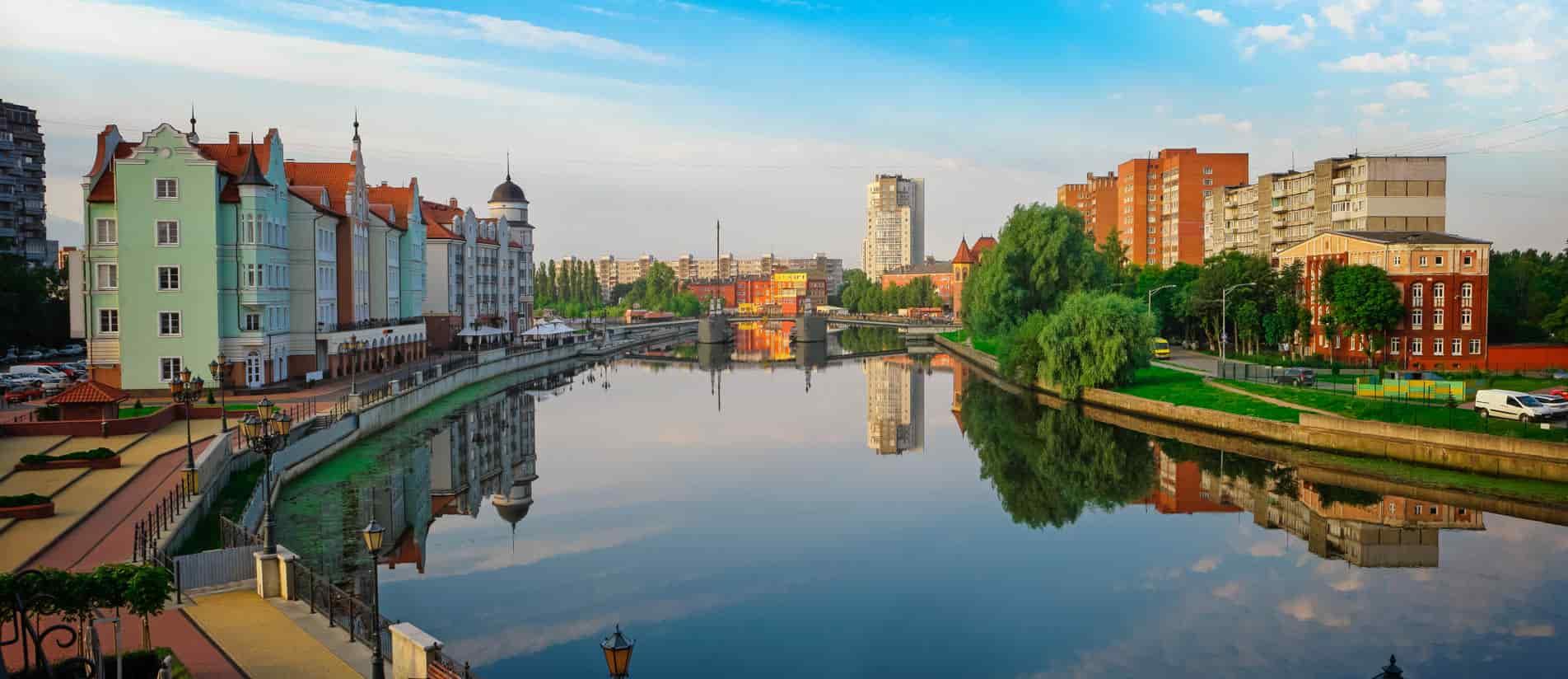Что самостоятельно посмотреть в Калининграде за 3 дня