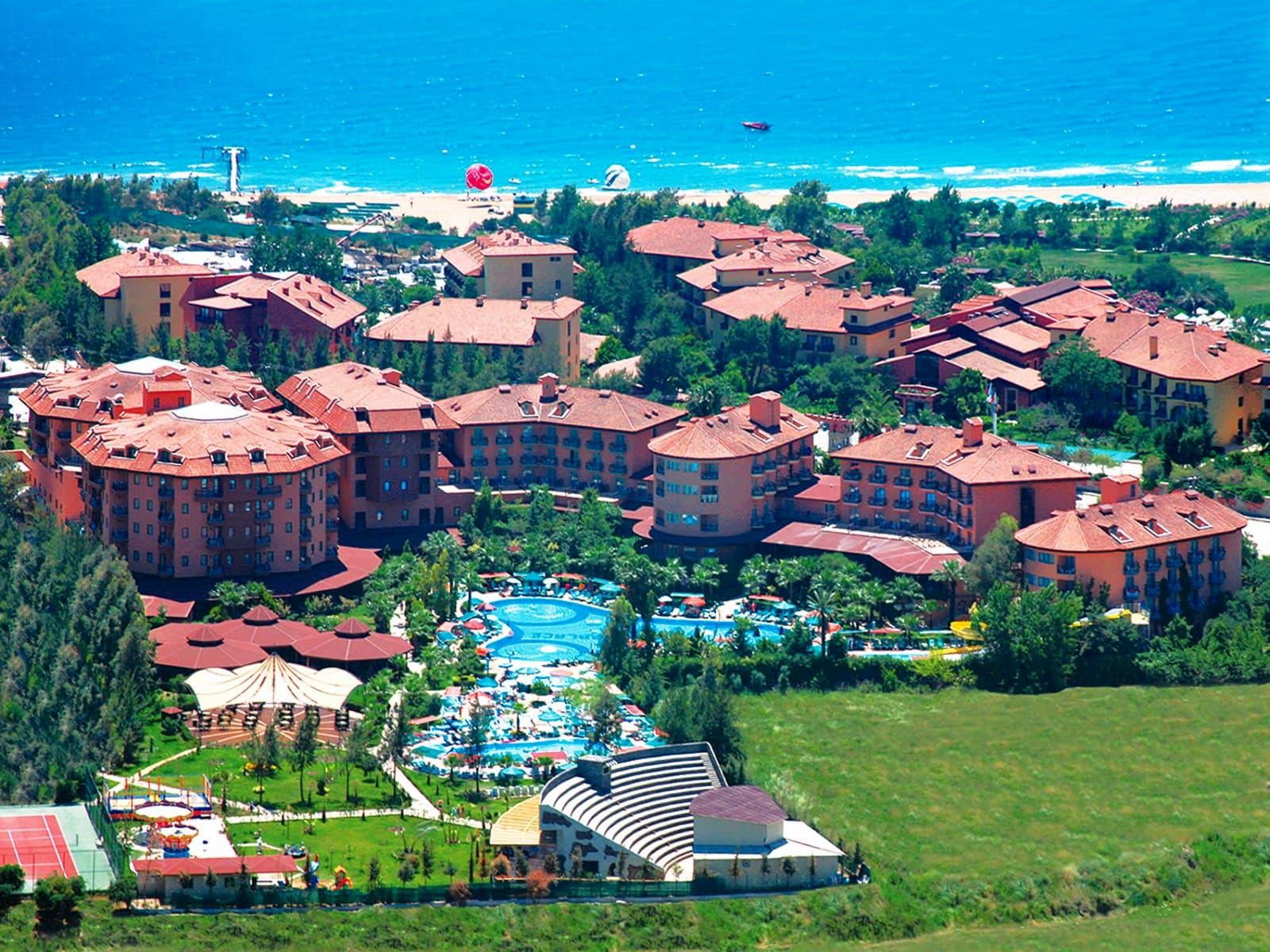 Где отдыхать в Турции в августе?
