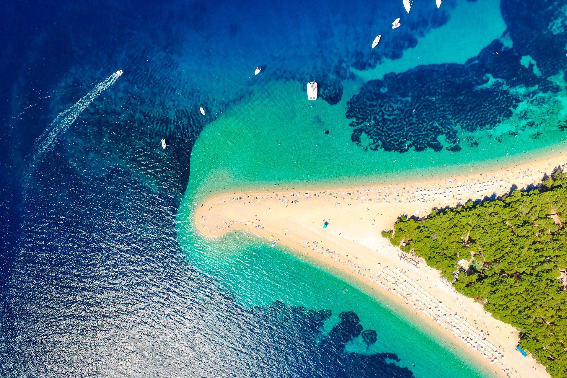 Хорватия остров Бранч